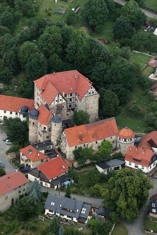Castle of the Order of Saint John in Kuehndorf