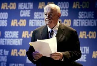 John Sweeney, AFL-CIO President