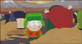 Comedy Central stuck its head in the sand over the latest South Park episode