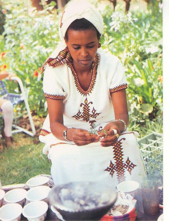 Communication The Shema Ethiopian Cultural Dress