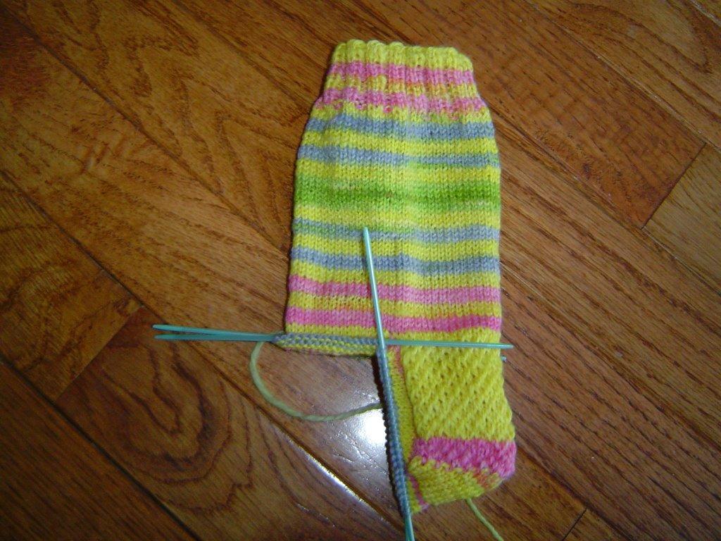 Pink Lemon Twist: My Very Own Stitch Pattern