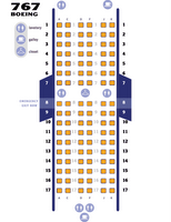 maxjet%20seatmap Seat selection, highbrow and low: Eos, Maxjet, Southwest