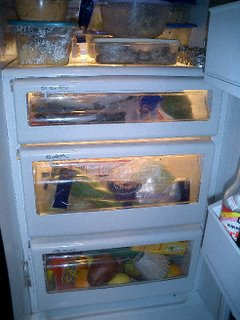 drawers in fridge