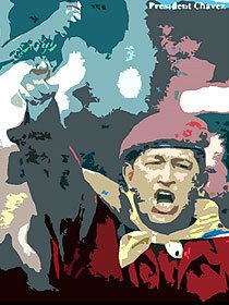 Hugo Chávez!