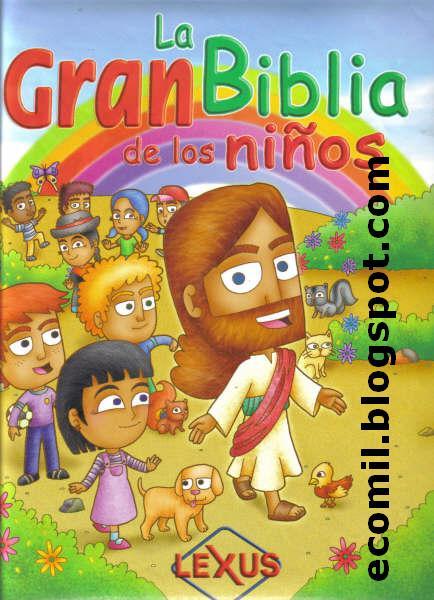 Los Libros De La Biblia Para Ninos