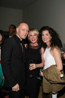 Karen, Heidi Dillon and Geoffrey Henning