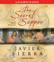 Audiobook Review: The Secret Supper by Javier Sierra