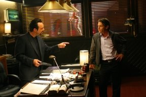 "TV Review: Intelligence – ""Where Good Men Die Like Dogs"""