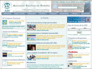 Asociacion Española Pediatria