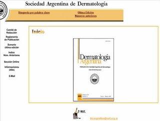Dermatologia Argentina