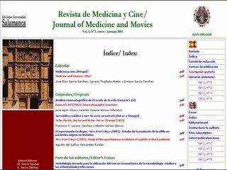 Revista de Medicina y Cine