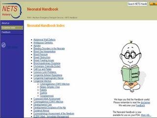Neonatal Handbook