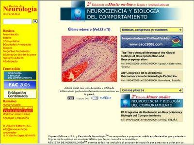 Revista Neurología