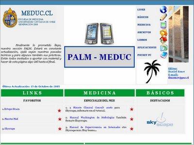 Palm MEDUC