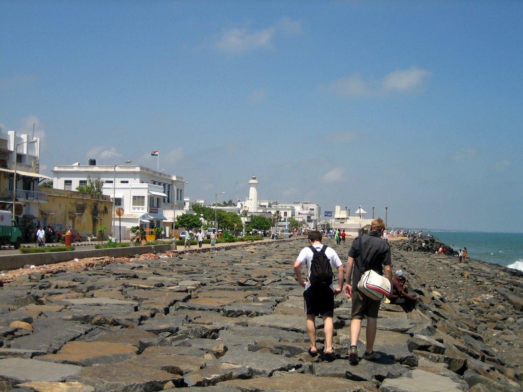 Pondicherry India  city photos : ... den store verden: Pondicherry: A little piece of France in India