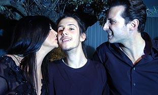 Alka, Arian i Vuk Vidor