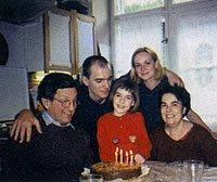 Sretna vremena: Vice, Emil, Vita i Diana Vukov te Ksenija Paji�