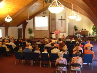 New Life Robinwood Preview Service