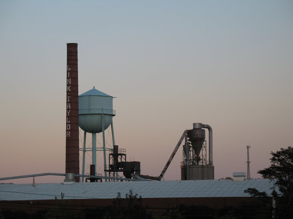 H2O - Water Towers, Etc.: Continuation of Work Trip #9 - Lexington (again) and Anson County ...
