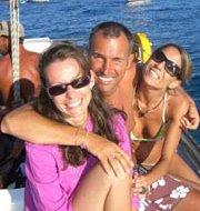 Con Gaia e Gianni
