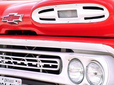 1960 Chevy Fleetside Pickup Truck