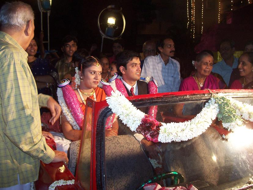 Vishaka hari wedding
