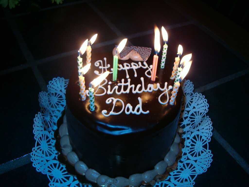 Dawn Happy Birthday Dad