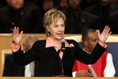 Hillary Rosa Parks Natural Woman Tv Ad