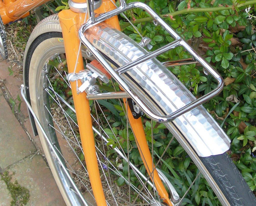 The Velo Orange Blog Honjo Koken Fenders