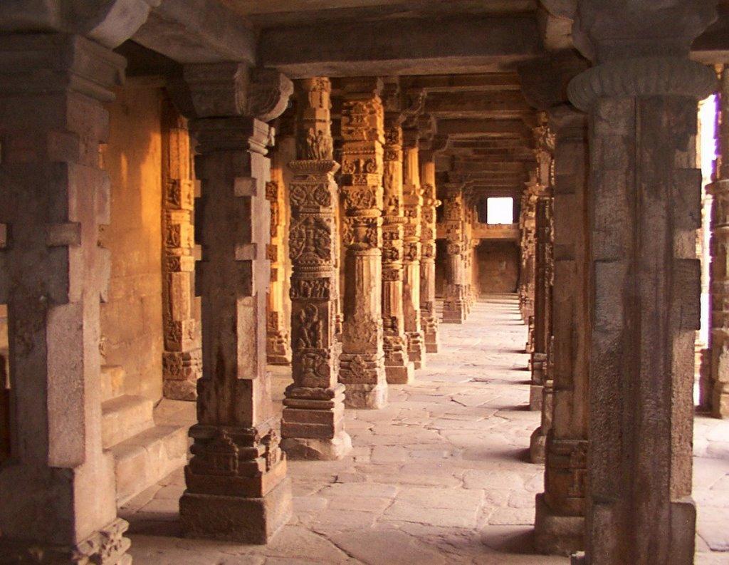 Through The Lens I See Qutub Minar