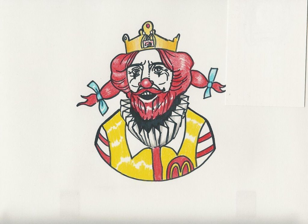 The WenDonalds King Virgil To Your Dante For A Nightmarish Journey Through 9th Circle Of Fast Food Hell