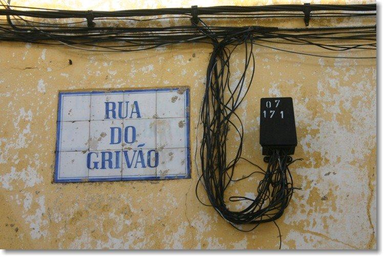 Os cabos da nossa Praça