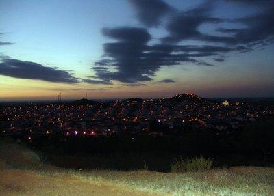 Aljustrel à noite | Joaquim Folgado | Sony DSC-F828 | ISO100 | 1/30s | F2