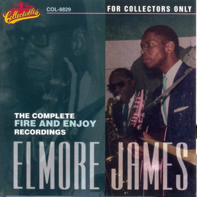 Elmore James It Hurts Me Too Pickin The Blues