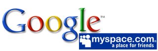 Google and Myspace