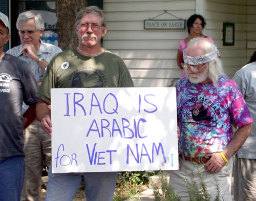 Image result for Vietnam and Iraq