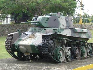 Landsverk stridsvagn