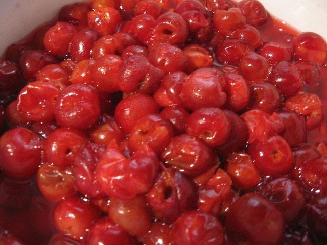 Cherries & Jam Recipe