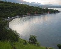 the beautiful Amed coast
