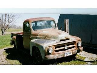 1954 International Harvester