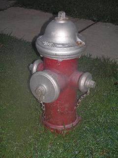 Fire Hydrant, Alexandria, VA