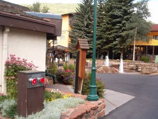 Fire Hydrant (Standpipe?) in Vail, CO