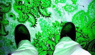 Con las botas puestas