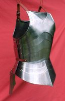 15th C Gothic cuirass