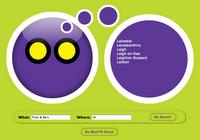 Scoot Business Finder - Ajax-powered Scute Search Screenshot