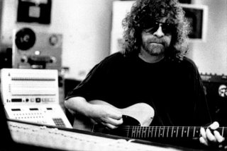 Jeff Lynne at work - Lead singer of the Electric Light Orchestra