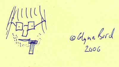 Post-it Note Art #4 - A shaving revolution