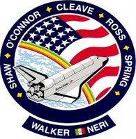 Parche misión STS-61B