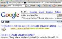 Captura Google