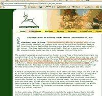 Captura de la información de la WTI